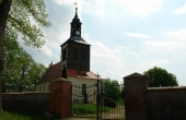 Kirche in Britz