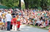 Auftritt von den Kindern der KITA
