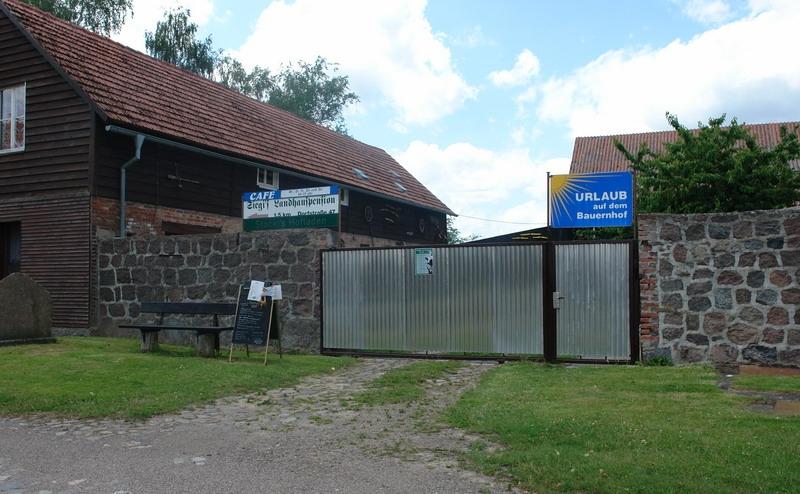 Ferienwohnung in Brodowin