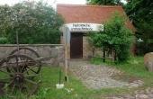 Alte Schmiede an der der Klosterschenke in Chorin