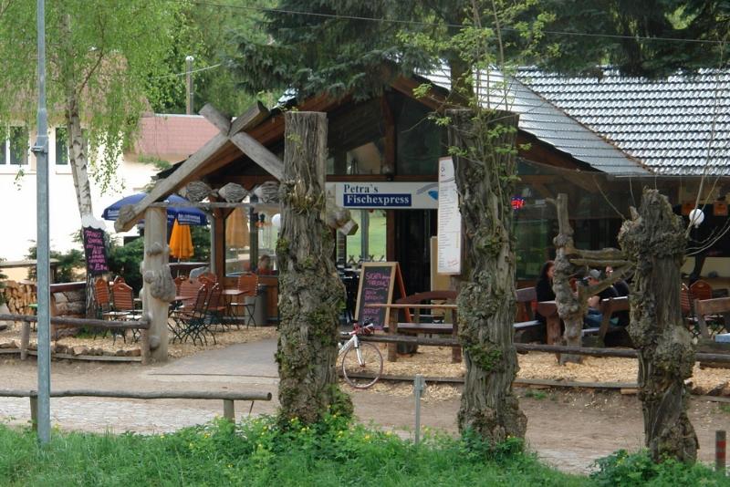 Petras Fischimbiss in Eichhorst