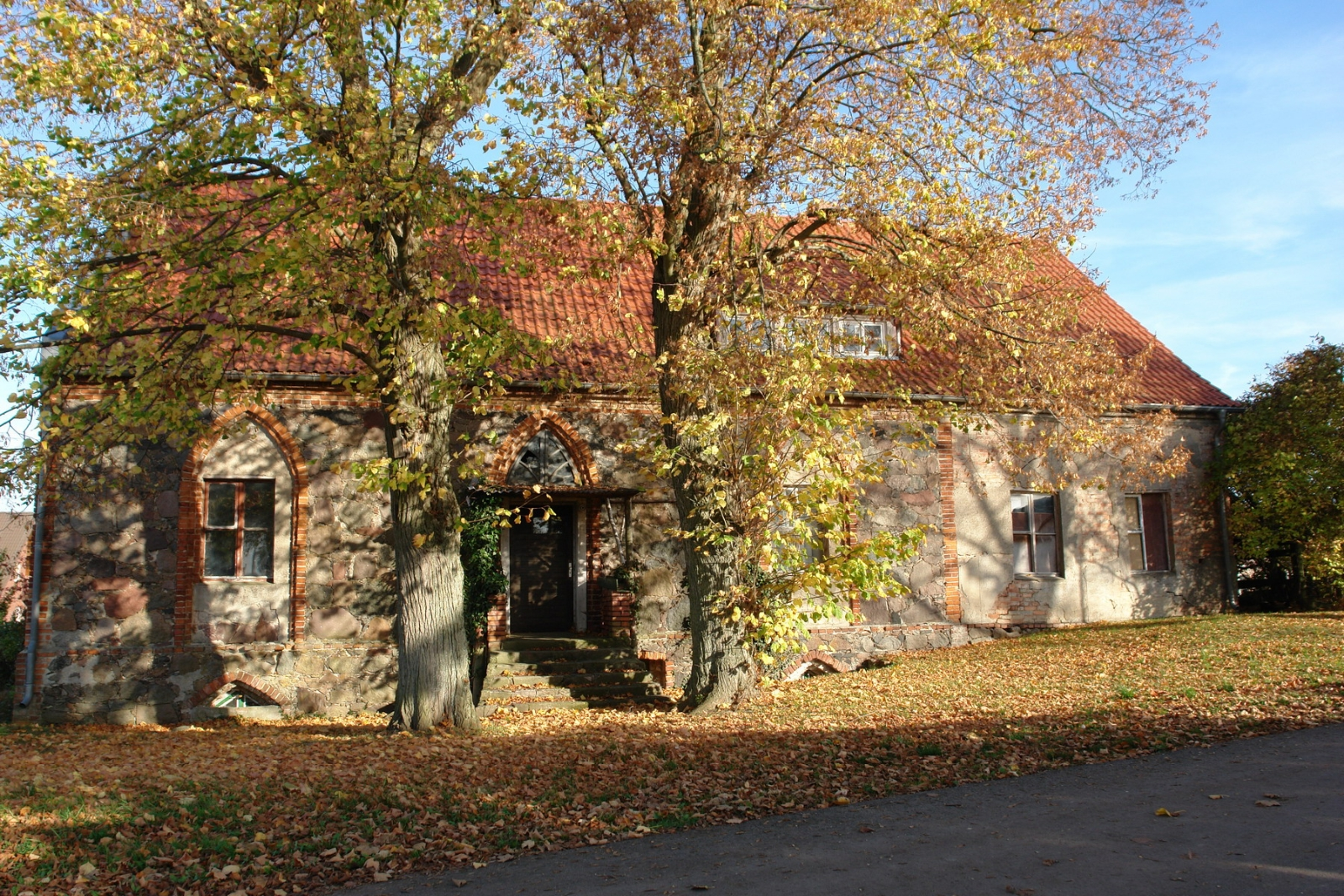 Gutshaus in Pfingstberg