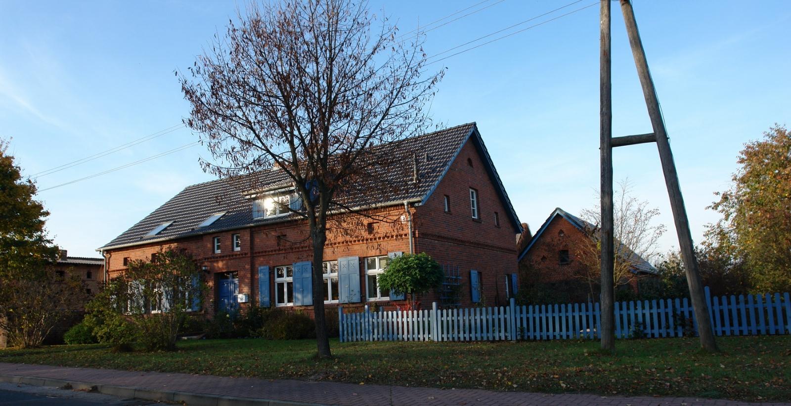Wohnhaus in Flieth