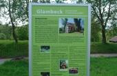 Schild in Glambeck