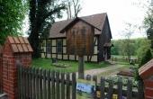 Kleines Kirchlein in Glambeck