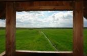 Aussichtsturm zwischen Parlow und Glambeck