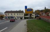 Kreuzung in Greiffenberg