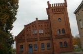 Gotischer Torturm in Greiffenberg