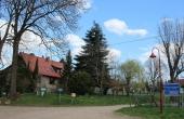 Hohenwalde, Fernreit- und Kutschweg Berlin-Usedom