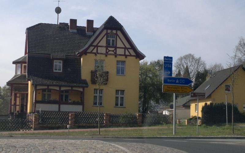 Schorfheide Joachimsthal