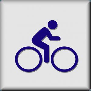Fahrradstrecken in der Schorfheide