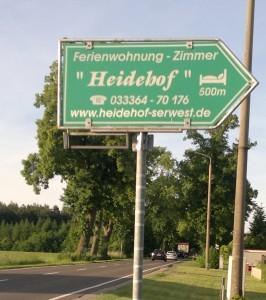 Heidehof Serwest
