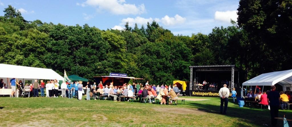 Sommerfest in Eichhorst