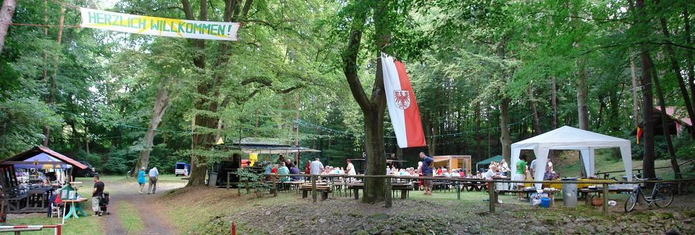 Dorffest in Senftenhütte 2013