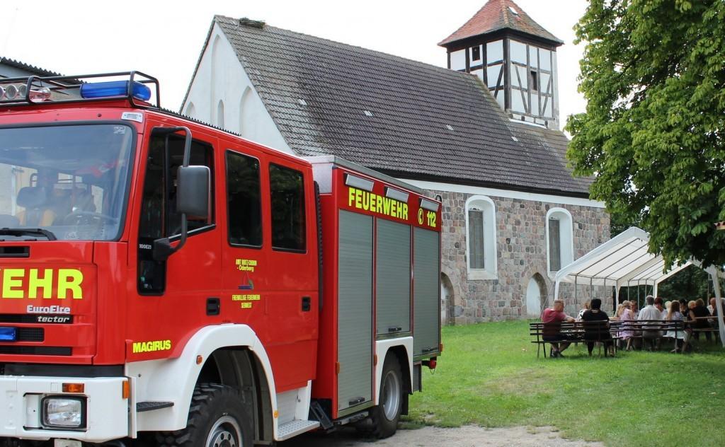 Dorffest in Serwest
