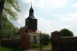Dorfkirche in Britz