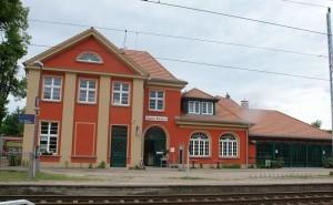Bahnhof Chorin