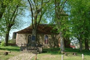 Kirche in Senftenhütte