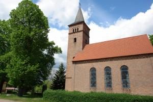 Kirche Friedrichswalde