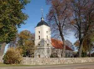 Kirche in Schmargendorf