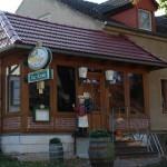 Gaststätte zur Kröte in Schmargendorf
